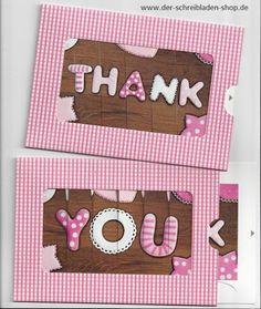 einfach mal DANKE sagen just to say THANK YOU #ZipKarte von #Hartung #Postkarte #Papeterie #Nürnberg  Der Schreibladen, Schreibwaren & Lotto-Annahmestelle – Google+