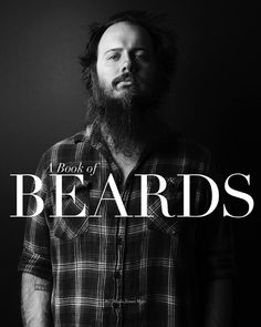 Photographing Beards for a Good Cause
