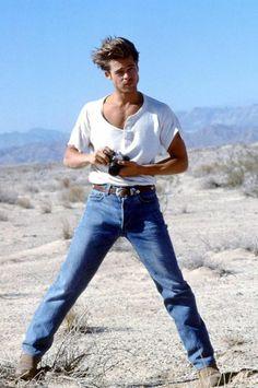 Brad Pitt Abs 2015