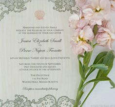 Romantic, Pastel Hued, Beach Chic Wedding by Carla Ten Eyck   Bridal Musings   A Chic and Unique Wedding Blog