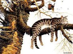 Charles Wysocki : Cat Tales,