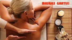 Concurso Masajes para 2 Personas