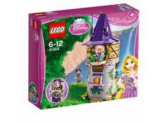Lego Disney Princess Rapunzel's Creativity Tower 41054 NOW £30 at ASDA FREE C&C