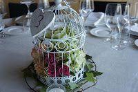 sweetdays-events: Jaulas como centros de mesa!!!