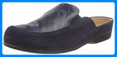 Scholl OLARA navy blue, Damen Pantoletten, Blau (navy blue), 38 EU - Clogs für frauen (*Partner-Link)