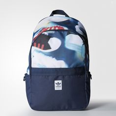 Shop for Shoe Chaos Backpack - Blue at adidas.co.uk! See all the styles and colours of Shoe Chaos Backpack - Blue at the official adidas UK online store.