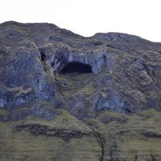 The cave of Diarmuid & Grainne