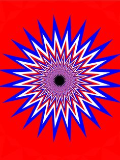 Inspirational, for ongoing graphic designing. Optical Illusion Images, Illusion Pictures, Illusion Art, Fractal Images, Fractal Art, Fractals, Art Optical, Optical Illusions, Hidden Images