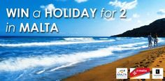 Win a Malta Holiday for 2. Check this out!