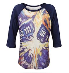 Perfect shirt. Loovveee doctor who <3