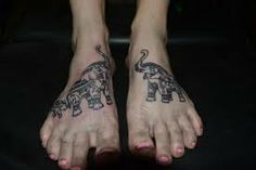 elephant tattoo - Google Search