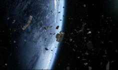60 years of space debris accumulate in video: Tech feats now dangerous debris