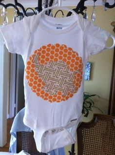 Do-it-Yourself Baby Onesies – Fun Baby Shower Activity