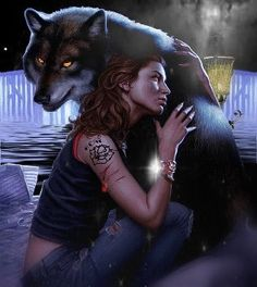 Everything has changed since I met My Wolf She Wolf, Wolf Girl, Wolf Spirit, Spirit Animal, Totems, Wicca, Twilight Jacob, Shadow Wolf, Wolves And Women