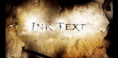 instantShift - Fresh Text Effect Photoshop Tutorials