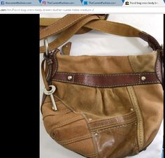 Fossil bag crossbody brown leather suede hobo medium. Fully read description, including measuresments, in listings.  http://stores.ebay.com/thecurrentfashion/Bags-/_i.html?_fsub=10888362012 , http://stores.ebay.com/thecurrentfashion , http://thecurrentfashion.com | #TheCurrentFashion #eBay #eBayFashion #fashion #style #Fossil #Fossilbag #Fossilcrossbody #crossbodybag #bag #satchel #handbag #crossbody #crossbodybag #leatherbag #leathersatchel #leatherhandbag #mediumbag #womenfashion…