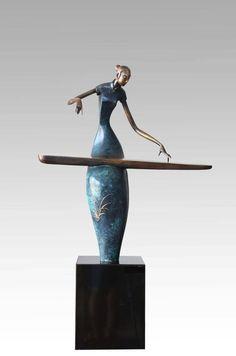 The sculpture art