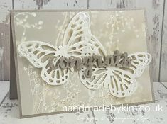 Stampin' Up! Demonstrator Kim Price - Handmade by Kim: Congratulations on your Wedding Card & Top 10 winners blog hop hosted by Kylie Bertucci