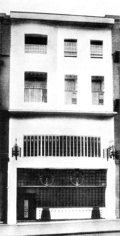 Exterior of Willow Tearooms, Glasgow, circa designed by Charles Rennie Mackintosh (photo by J. Charles Rennie Mackintosh, Art Nouveau, Art And Architecture, Architecture Details, Mackintosh Furniture, Glasgow School Of Art, Morris, Glasgow Scotland, Arts And Crafts Movement