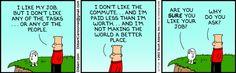 The Dilbert Strip for November 9, 2013
