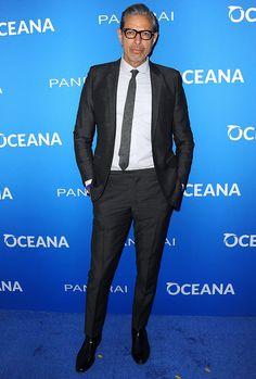 Jeff Goldblum | Fashionbeans.com