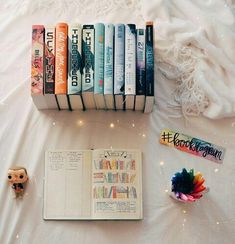 I was recently requested to post some of the books on my shelf that I haven't read yet.this is it! It seems easily conquered when it's a… I Love Books, Good Books, Books To Read, Ya Books, Book Instagram, Beautiful Book Covers, Reading Rainbow, Books For Teens, Book Aesthetic