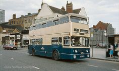 Broad Street, Five Ways, Birmingham, 1983 by Lady Wulfrun, via Flickr Bedford Buses, Birmingham England, Bus Coach, London Transport, West Midlands, Coventry, World History, Coaches, Claire