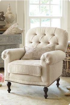 Provence Matelasse Chair