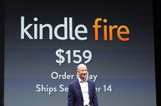Amazon officially announces the Kindle Fire 2012, its new 7-inch tablet