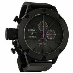 U-Boat Men's 6548 Classico 53 Titanium IPB Chrono Watch
