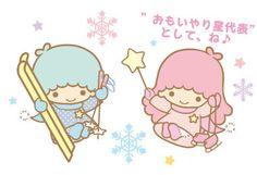冬の楽しみ☆ の画像|LittleTwinStars Official★Blog Kiki&Lala Dreamy Diary