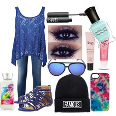 """""""Too Lame for Fame"""" by petrarocks301 on Polyvore"""