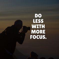 Less is more. #CMO #WatsonMarketing