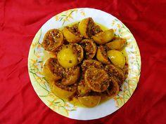 Lemon Pickle لیموں کا اچار