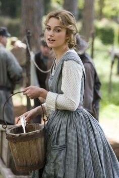 Keira Knightley in 'Silk' Source by jilienemily clothes reference Keira Knightley, Keira Christina Knightley, Historical Costume, Historical Clothing, Vintage Outfits, Vintage Fashion, Movie Costumes, Period Costumes, Medieval Clothing