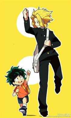 Anime Picture - Boku no hero academia - Wattpad My Hero Academia Episodes, My Hero Academia Memes, Hero Academia Characters, Anime Characters, Boku No Hero Academia, My Hero Academia Manga, Chibi, M Anime, Familia Anime