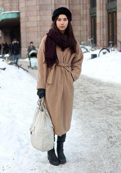 Ines - Hel Looks - Street Style from Helsinki