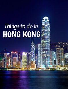 Things to do in Hong Kong - Sunday Spotlight