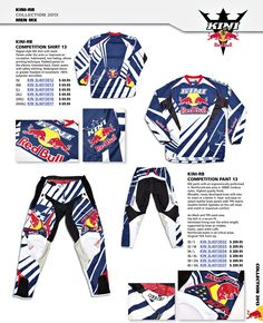 Red Bull Motocross Jersey for Cheap | mx gear men kid helmets casual men casual women casual kids head gear ...