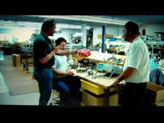 Metal Detecting: Perry Massie's Tesoro Factory Tour w/ Vince & James Gifford Metal Detecting Tips, Metal Detector, Tours, Detector De Metal