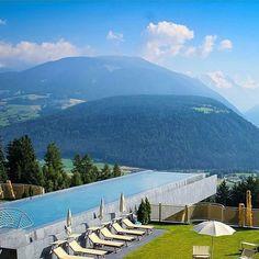 WEBSTA @ myfavhotels - Alpin Hubertus Panorama Hotel Italy, Mountains, World, Nature, Travel, Instagram, Viajes, Traveling, The World