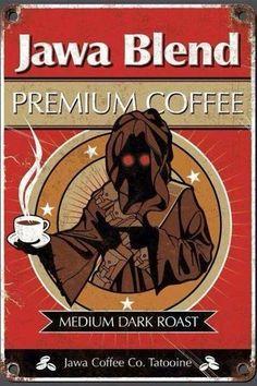 Kaffee hilft beim kreativen Schreiben, und dieser hier besonders bei unserem Star-Wars-Schreibwettbewerb, oder? http://www.jedipedia.net/wiki/Jedipedia:Events/Schreibwettbewerb
