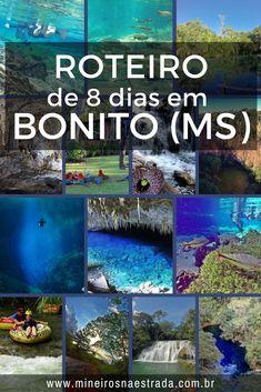 Nosso roteiro de 8 dias em Bonito. Como organizamos nossas atividades com flutuações, grutas, cachoeiras e aventura! #mineirosnaestrada #ecoturismo #matogrossodosul #roteiro #roteirodeviagem #bonitoms