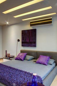 House Boz   Bedroom   Nico van der Meulen Architects #Bedroom #Contemporary #Violet