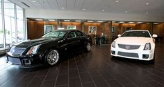 11 Mind-Blowing Reasons Why Cadillac Luxury Car Dealership Is Using This Technique For Exposure Showroom Interior Design, Luxury Car Dealership, Luxury Cars, Luxury Auto, Sport Cars, Cadillac, New Look, Garage, Interiors
