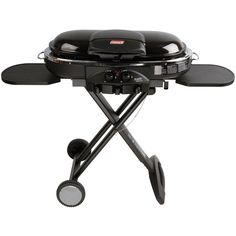 Coleman Road Trip Propane Portable Grill LXE, This is perfect for tailgating, camping, BBQs, tournaments. Run off standard Coleman propane bottle. Coleman Propane, Coleman Camping Stove, Adventure Gifts, Portable Grill, Bbq Party, Outdoor Camping, Camping Gear, Camping Stuff, Camping Tools