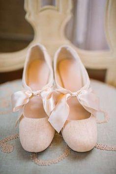 sweet dancing shoes! | ballerina pink high heels, ballet inspired wedding