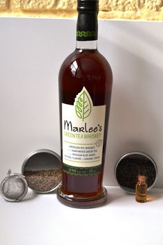 Marlee's Green Tea Whiskey
