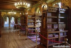 cardiff-castle-library