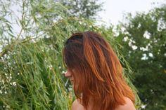 Podpalane ombre - czyli w końcu jest nowa fryzura:) - Uroda, kosmetyki, makijaż w glowlifestyle.pl
